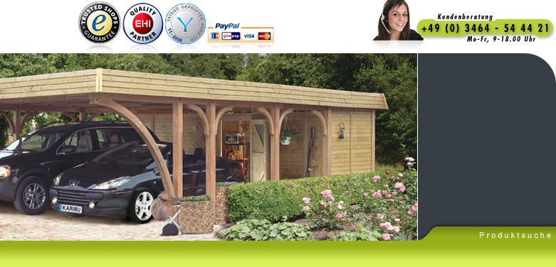 Carport günstig bauen selbstbau bausatz carports